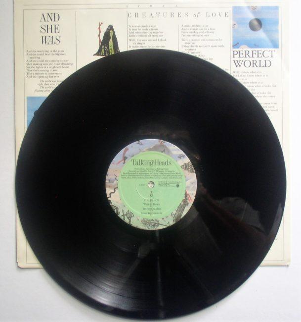 Talking Heads LP 4