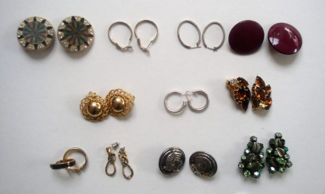 Earring Lot 2