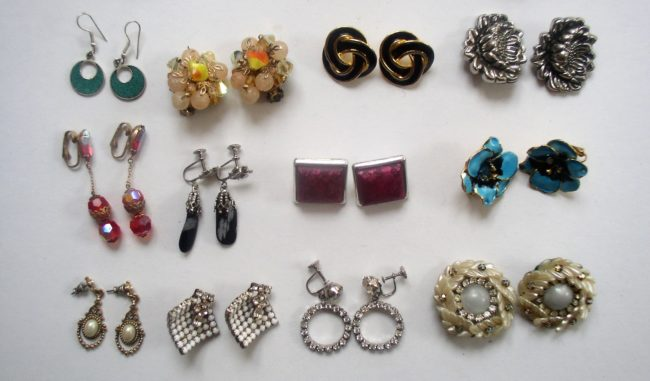 Earring Lot 3