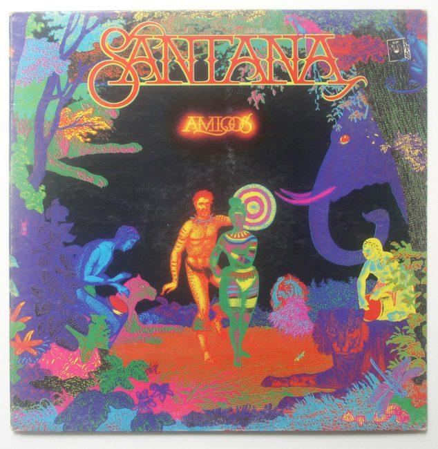 Santana Amigos 1