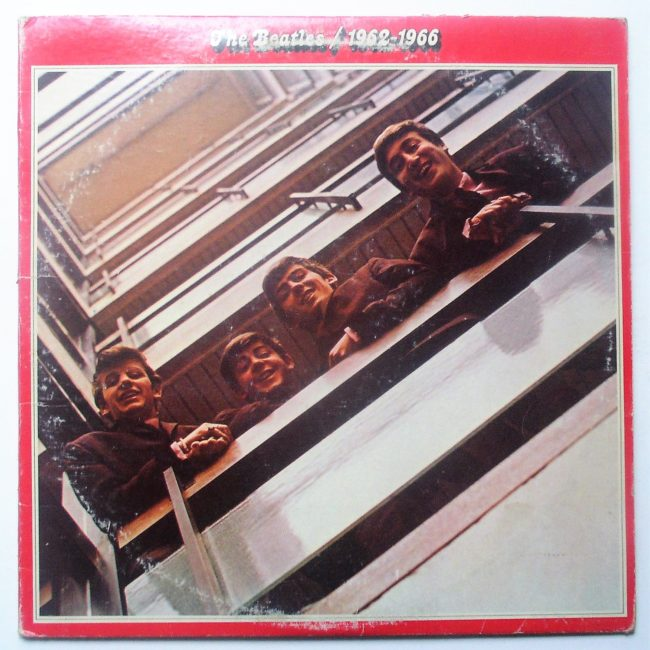 Beatles Red Album 1