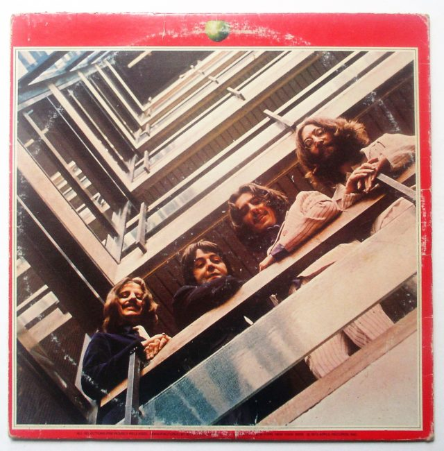 Beatles Red Album 2