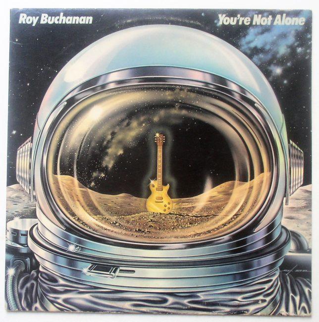 Buchanan Alone LP 1