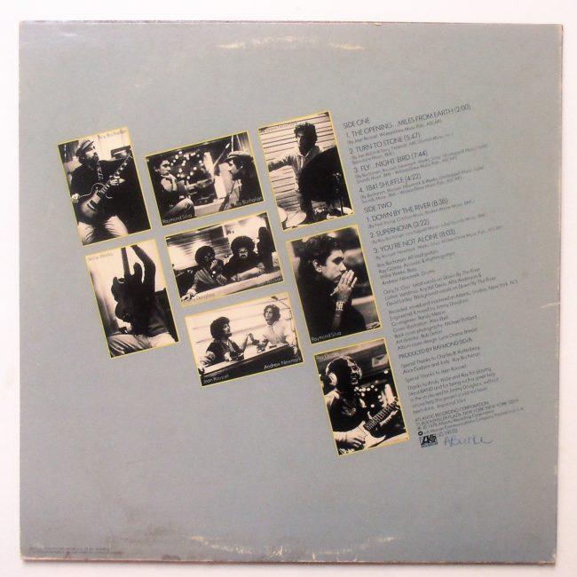 Buchanan Alone LP 2