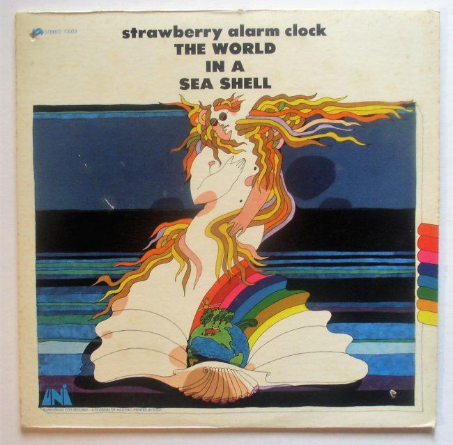 Strawberry Alarm Clock Seashell 1