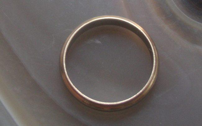 White Gold Ring 2