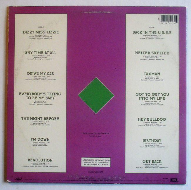 Beatles RnR Vol 2 2