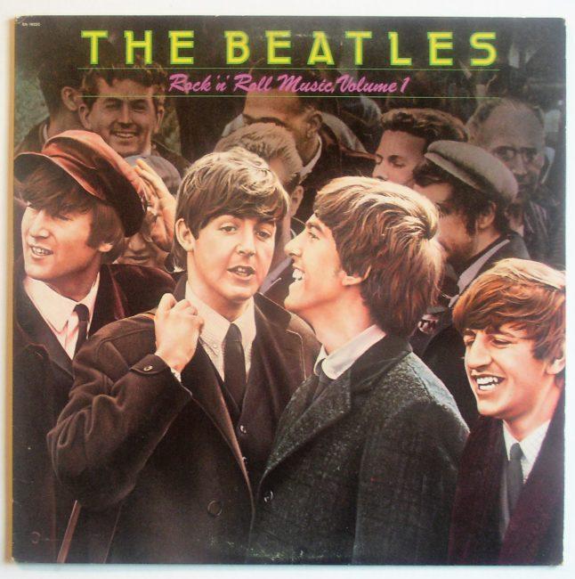 Beatles Rock n Roll Music Vol 1 1