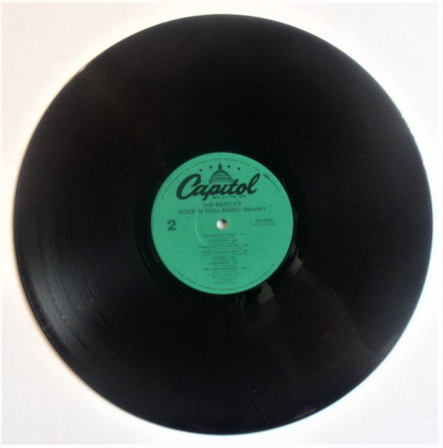 Beatles Rock n Roll Music Vol 1 4