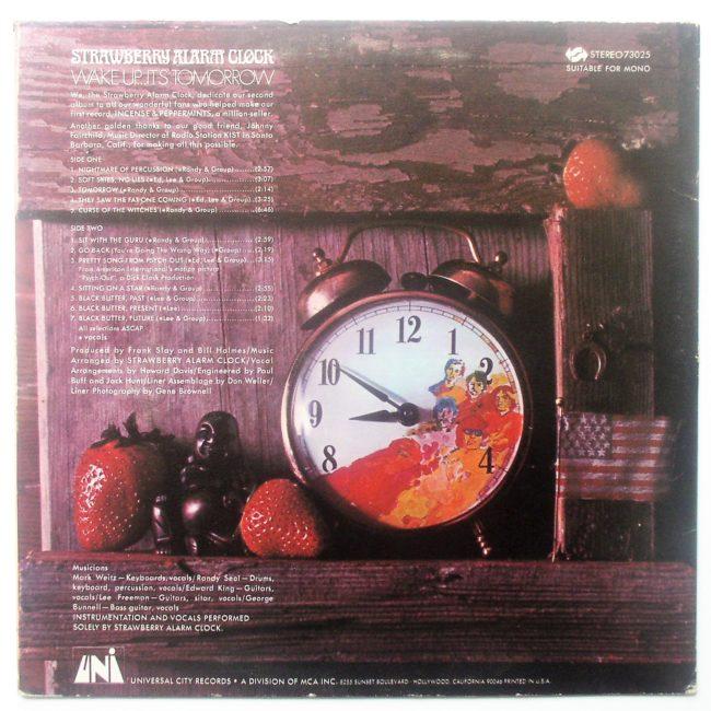 Strawberry Alarm Clock Wake 2