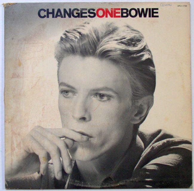 Bowie LP 1