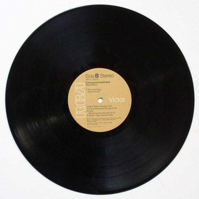 Bowie LP 4