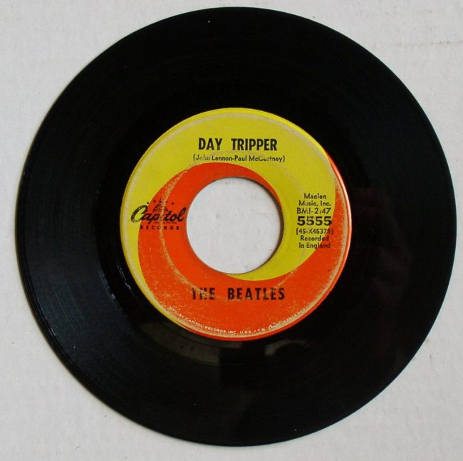 Beatles Capitol 5555