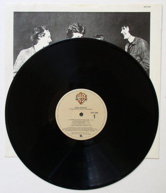 Dire Straits LP 3