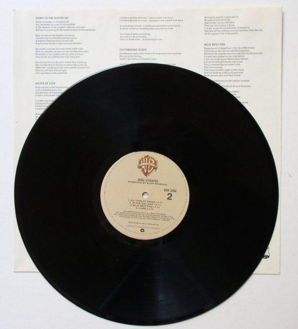 Dire Straits LP 4