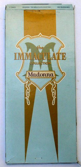 Madonna Longbox 1