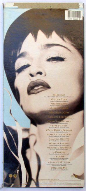 Madonna Longbox 2