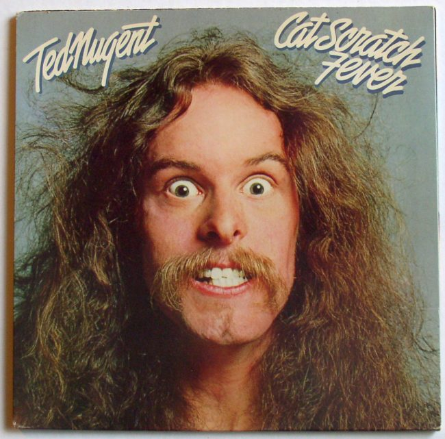 Ted Nugent LP 1