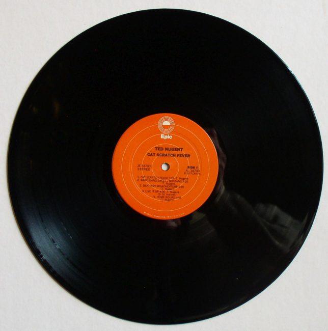 Nugent LP 4