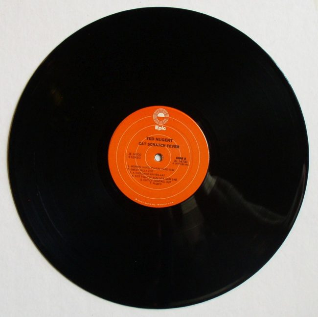 Nugent LP 5