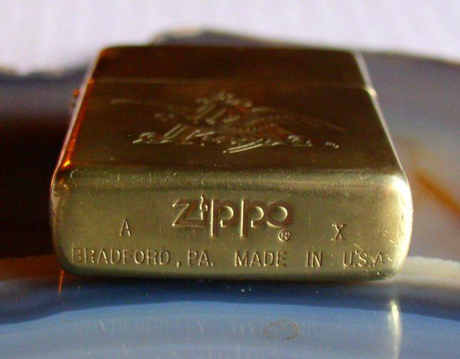 Zippo Anheuser-Busch 5