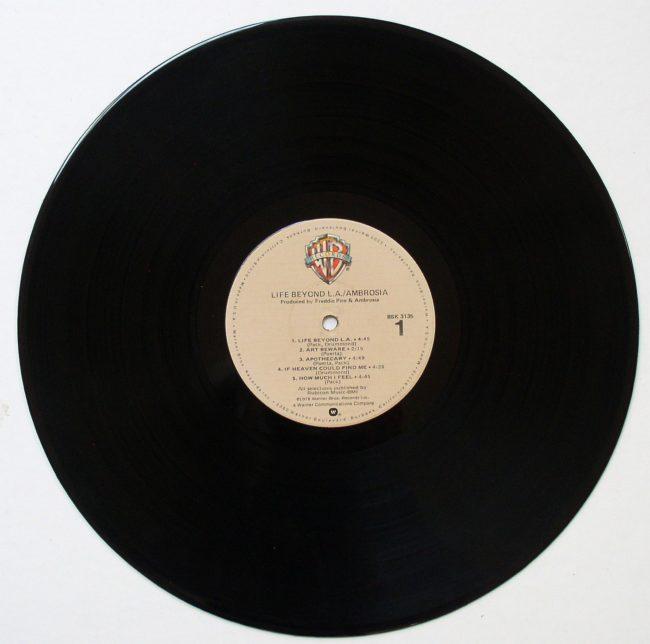 Ambrosia LP 3