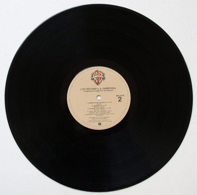 Ambrosia LP 4
