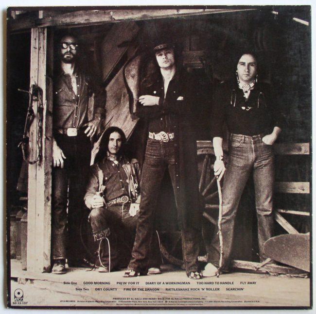 Blackfoot LP 2