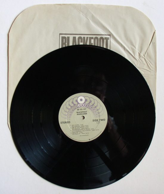 Blackfoot LP 4