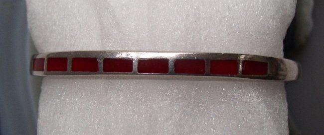 Red Coral Bracelet 2