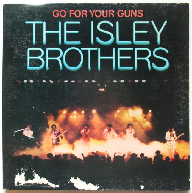 Isley Brothers LP 1