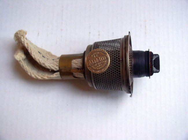 Model 12 Burner 1