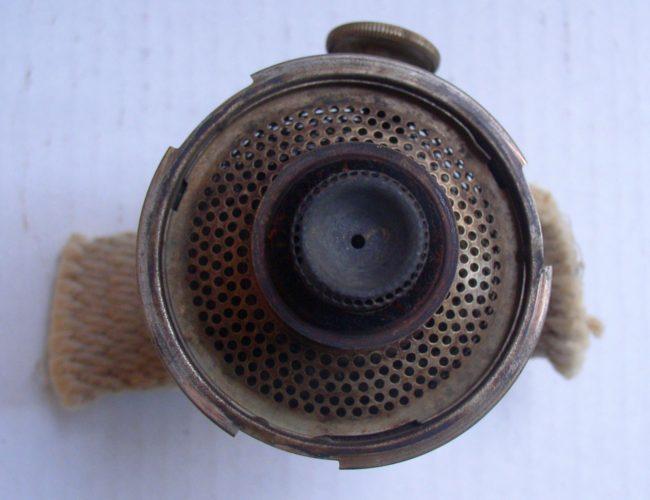 Model 12 Burner 3