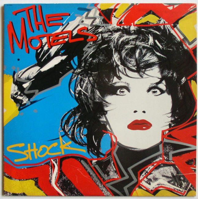 Motels Shock LP 1