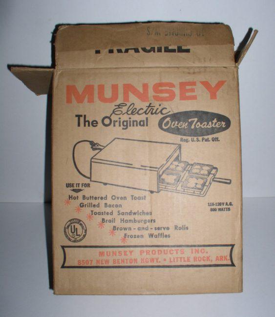 Munsey Oven Toaster 5