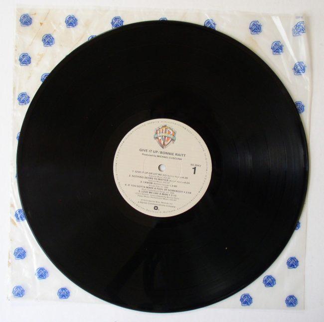 Raitt LP 3