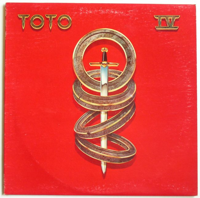 Toto IV LP 1