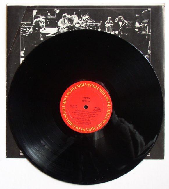 Toto IV LP 3