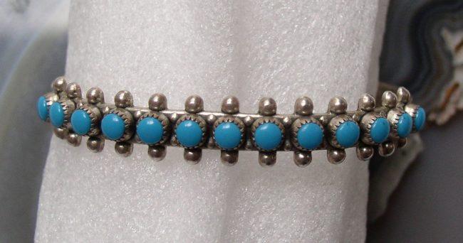 Turquoise Cuff Bracelet 1