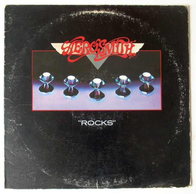Aerosmith Rocks 1