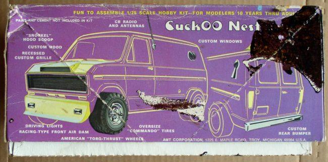 Cuckoo Nest Van 3