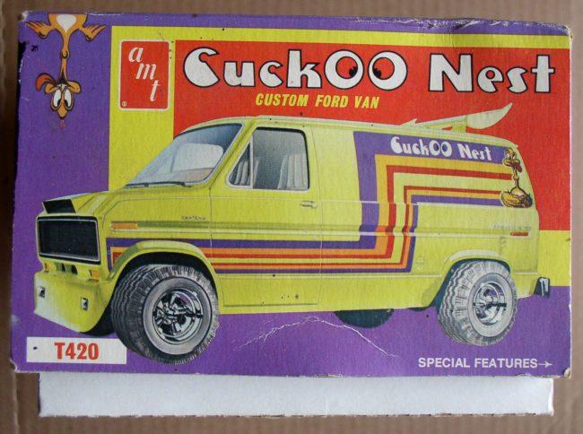 Cuckoo Nest Van 4