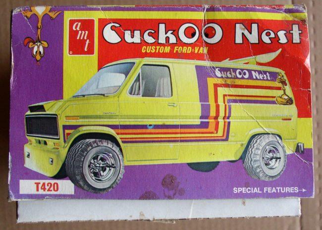 Cuckoo Nest Van 5