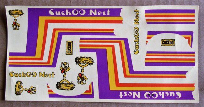 Cuckoo Nest Van 11