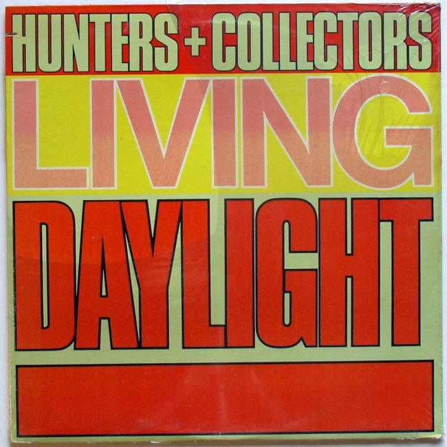 Hunters & Collectors LP 1