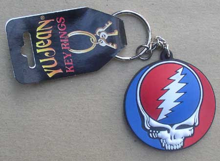 Steal Your Face Keychain