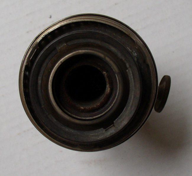 Model B Burner 4