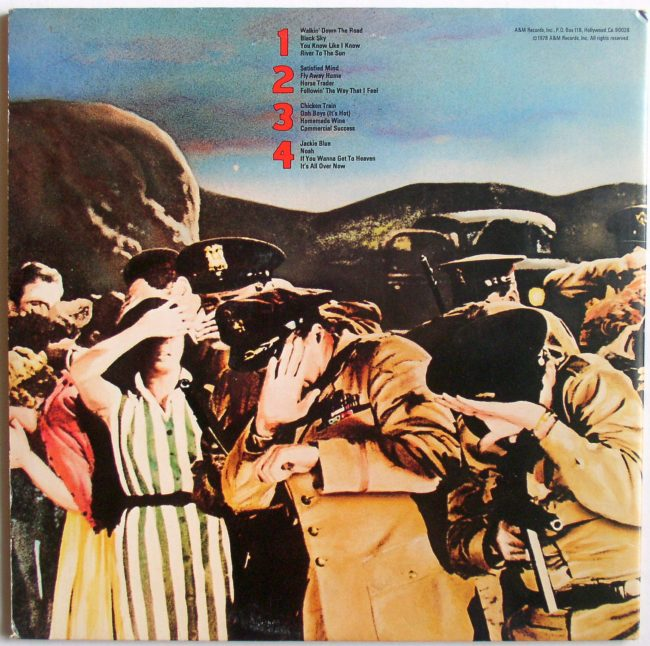 Ozark Mountain Daredevils LP 2