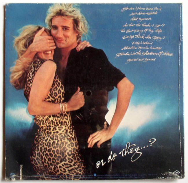 Rod Stewart LP 2