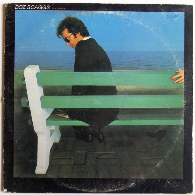 Boz Scaggs LP 1